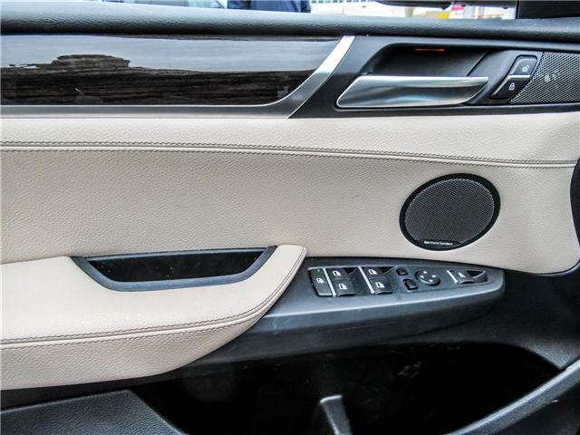 2015 BMW X3 xDrive28i (Stk: P8662) in Thornhill - Image 7 of 35