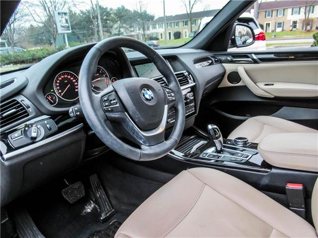 2015 BMW X3 xDrive28i (Stk: P8662) in Thornhill - Image 8 of 35