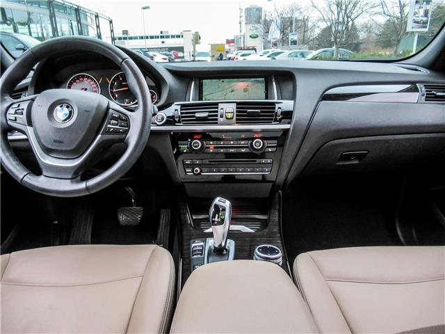 2015 BMW X3 xDrive28i (Stk: P8662) in Thornhill - Image 10 of 35