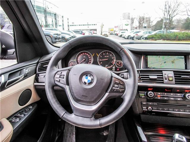 2015 BMW X3 xDrive28i (Stk: P8662) in Thornhill - Image 11 of 35