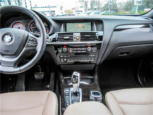 2015 BMW X3 xDrive28i (Stk: P8662) in Thornhill - Image 12 of 35
