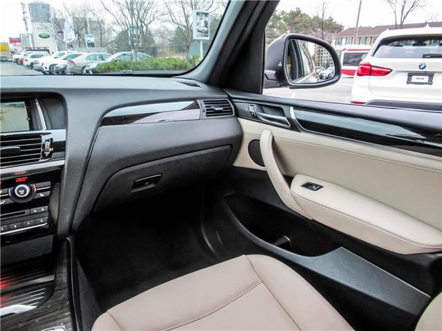 2015 BMW X3 xDrive28i (Stk: P8662) in Thornhill - Image 13 of 35