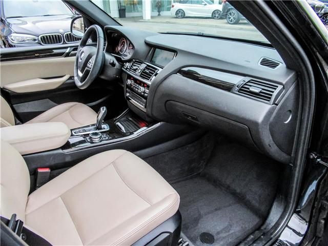 2015 BMW X3 xDrive28i (Stk: P8662) in Thornhill - Image 14 of 35