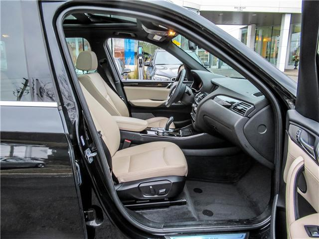 2015 BMW X3 xDrive28i (Stk: P8662) in Thornhill - Image 15 of 35
