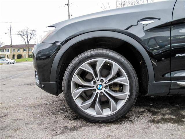 2015 BMW X3 xDrive28i (Stk: P8662) in Thornhill - Image 19 of 35