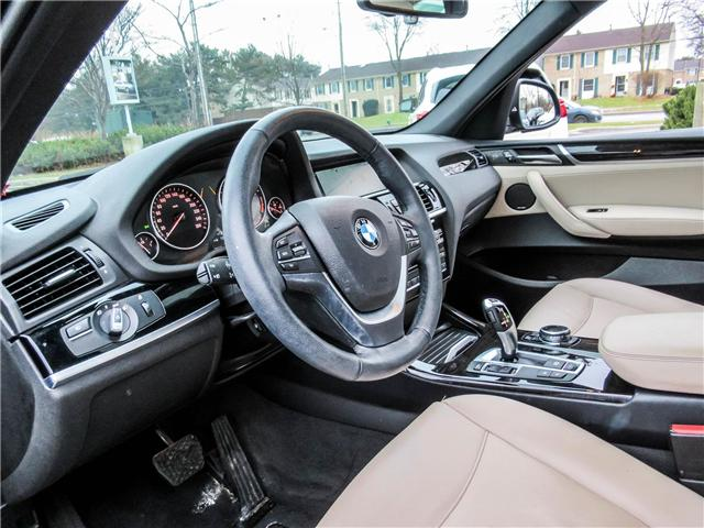 2015 BMW X3 xDrive28i (Stk: P8662) in Thornhill - Image 21 of 35