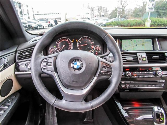 2015 BMW X3 xDrive28i (Stk: P8662) in Thornhill - Image 24 of 35