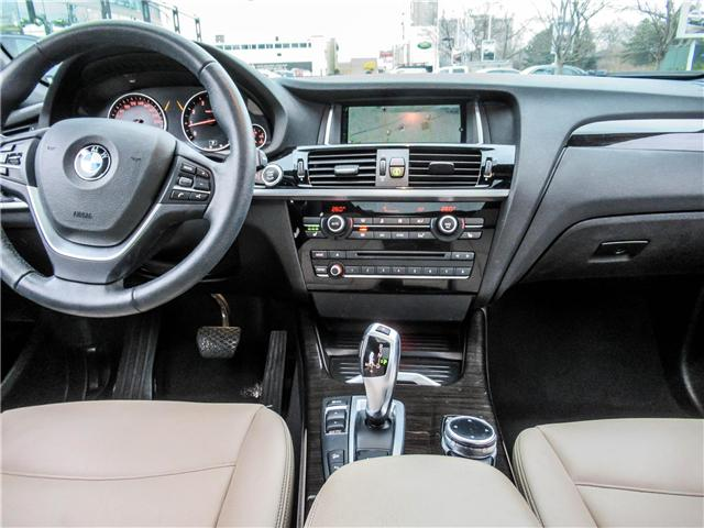 2015 BMW X3 xDrive28i (Stk: P8662) in Thornhill - Image 25 of 35