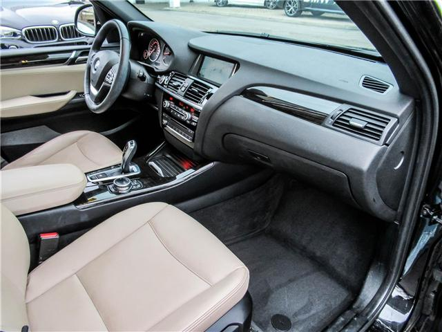 2015 BMW X3 xDrive28i (Stk: P8662) in Thornhill - Image 27 of 35