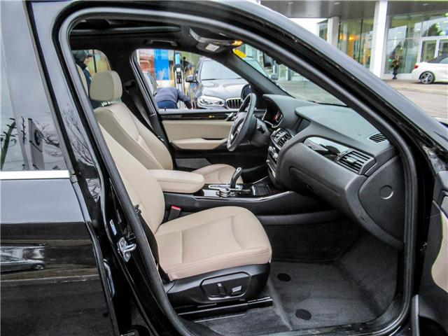 2015 BMW X3 xDrive28i (Stk: P8662) in Thornhill - Image 28 of 35