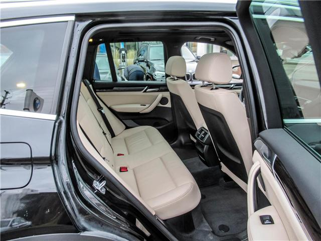 2015 BMW X3 xDrive28i (Stk: P8662) in Thornhill - Image 29 of 35