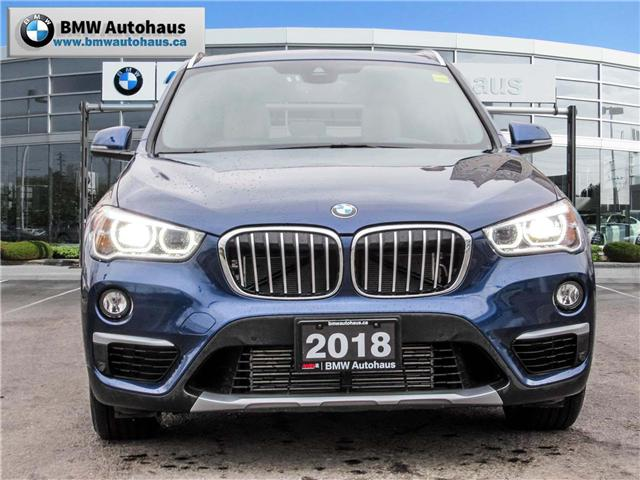 2018 BMW X1 xDrive28i (Stk: P8691) in Thornhill - Image 2 of 28