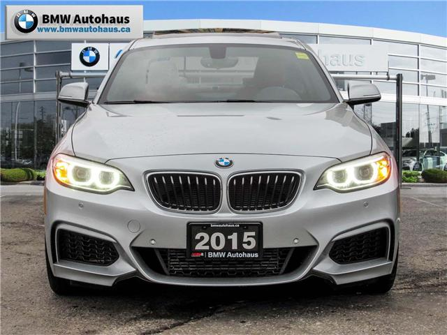2015 BMW 228i xDrive (Stk: P8700) in Thornhill - Image 2 of 21