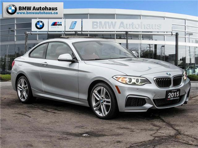 2015 BMW 228i xDrive (Stk: P8700) in Thornhill - Image 3 of 21