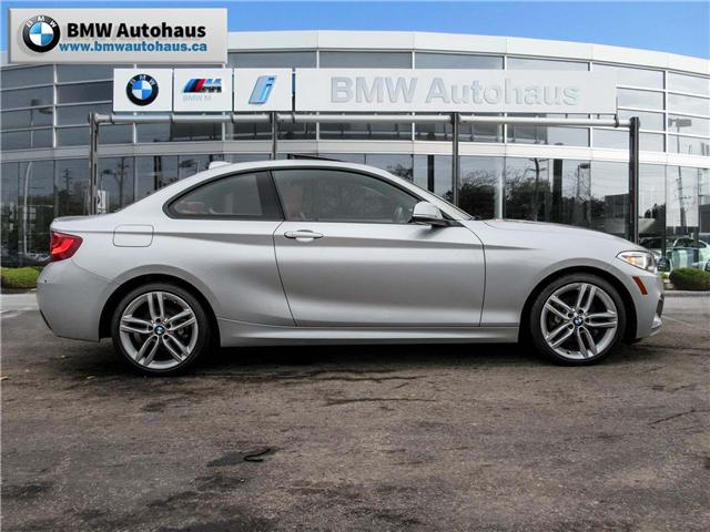 2015 BMW 228i xDrive (Stk: P8700) in Thornhill - Image 4 of 21