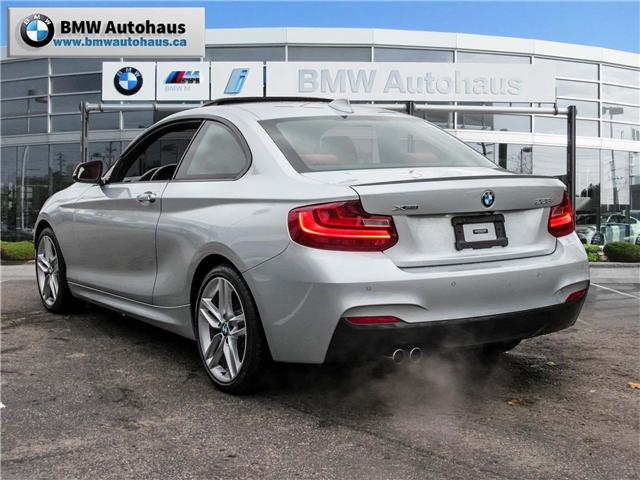 2015 BMW 228i xDrive (Stk: P8700) in Thornhill - Image 6 of 21