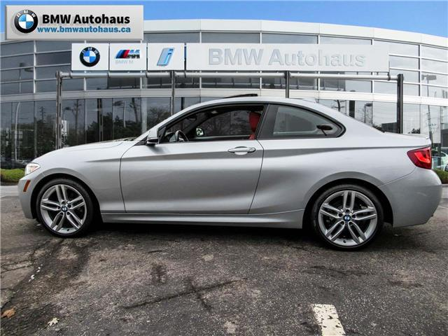2015 BMW 228i xDrive (Stk: P8700) in Thornhill - Image 7 of 21