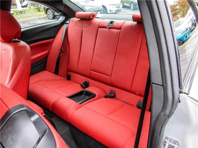 2015 BMW 228i xDrive (Stk: P8700) in Thornhill - Image 11 of 21