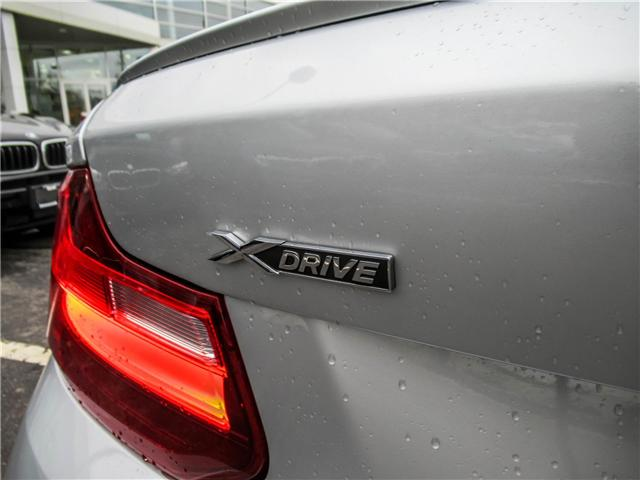 2015 BMW 228i xDrive (Stk: P8700) in Thornhill - Image 15 of 21