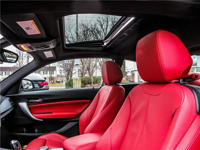 2015 BMW 228i xDrive (Stk: P8700) in Thornhill - Image 17 of 21