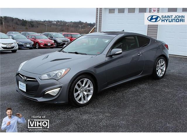 2014 Hyundai Genesis Coupe  (Stk: U1929) in Saint John - Image 2 of 19