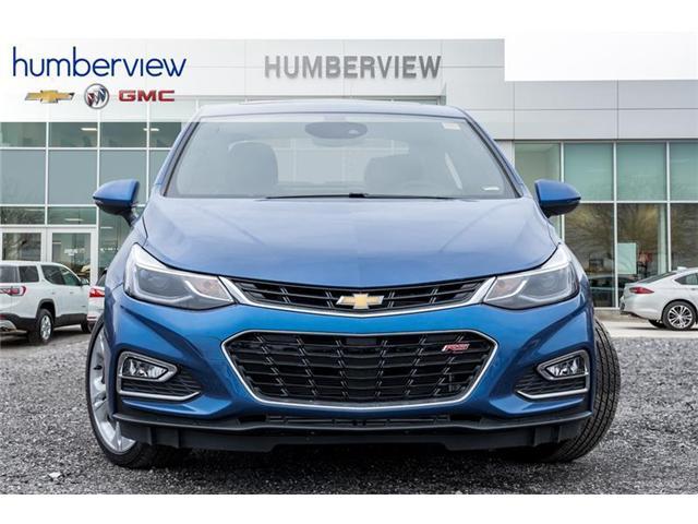2018 Chevrolet Cruze Premier Auto (Stk: 18CZ212) in Toronto - Image 2 of 22