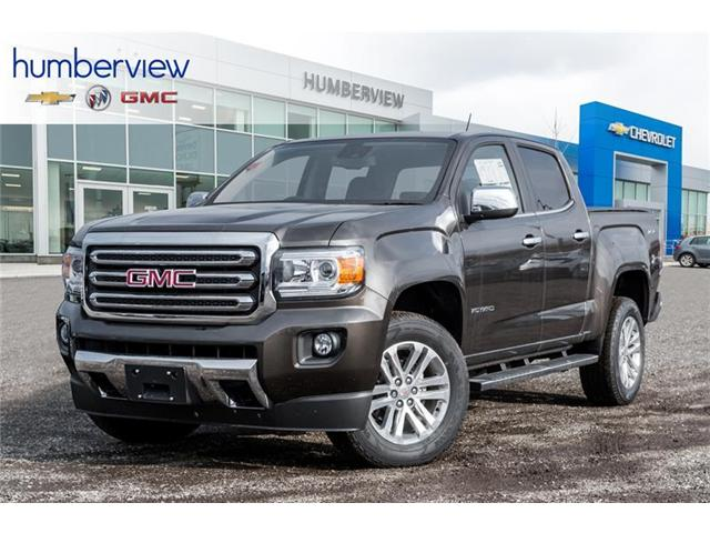 2019 GMC Canyon SLT (Stk: T9S012) in Toronto - Image 1 of 20