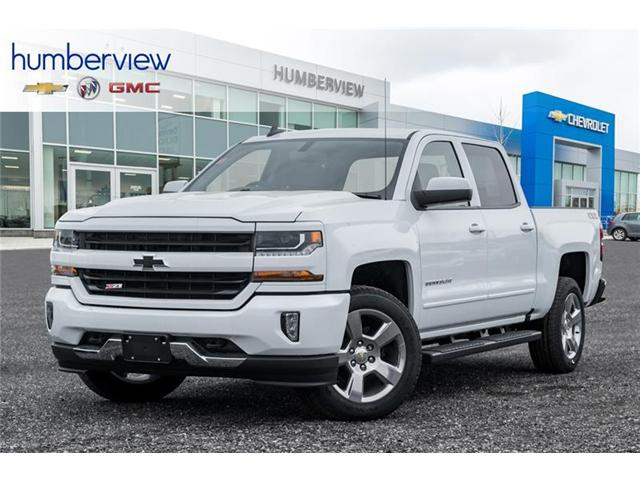 2018 Chevrolet Silverado 1500  (Stk: 18SL647) in Toronto - Image 1 of 20