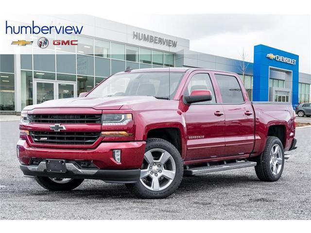 2018 Chevrolet Silverado 1500  (Stk: 18SL652) in Toronto - Image 1 of 20