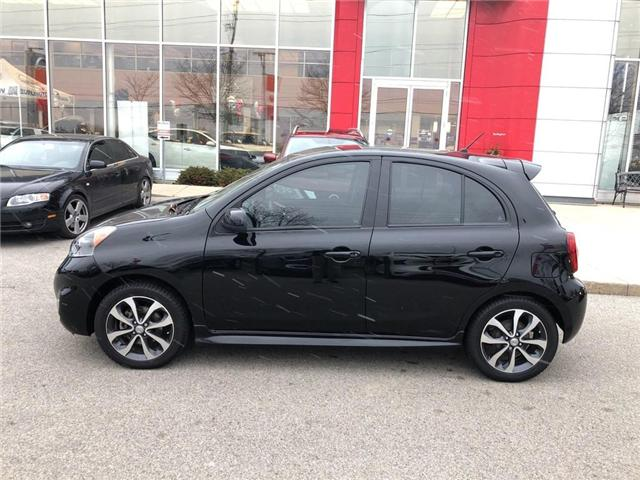 2016 Nissan Micra SR (Stk: X6991A) in Burlington - Image 2 of 15
