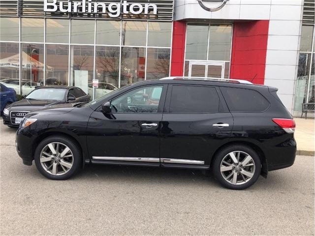 2016 Nissan Pathfinder Platinum (Stk: X8842A) in Burlington - Image 2 of 19