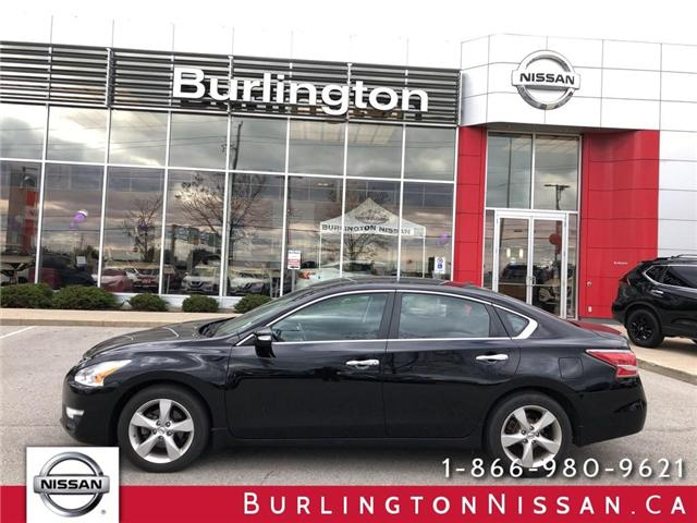 2014 Nissan Altima  (Stk: X5306A) in Burlington - Image 1 of 20