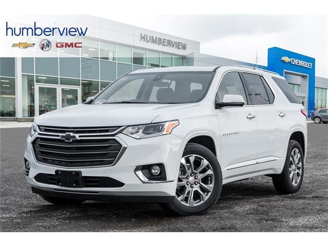 2019 Chevrolet Traverse Premier (Stk: 19TZ040) in Toronto - Image 1 of 20