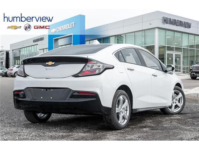 2019 Chevrolet Volt LT (Stk: 19VT012) in Toronto - Image 4 of 20