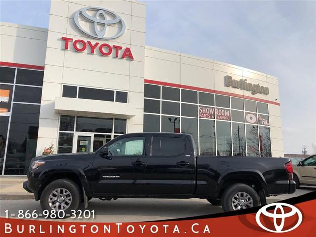 2018 Toyota Tacoma SR5 (Stk: U10496) in Burlington - Image 1 of 18