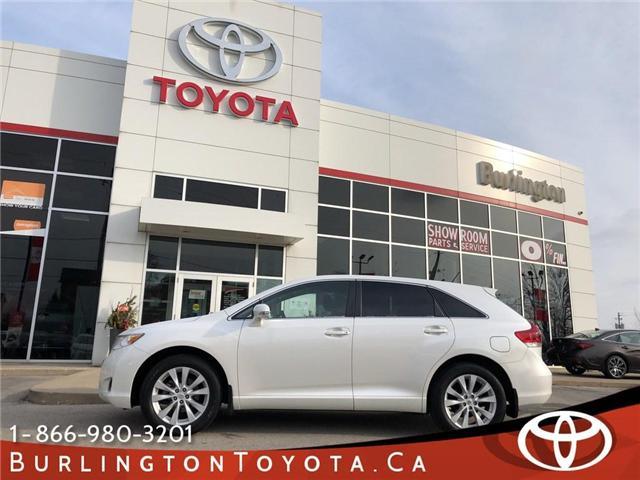 2015 Toyota Venza Base (Stk: U10494) in Burlington - Image 1 of 19