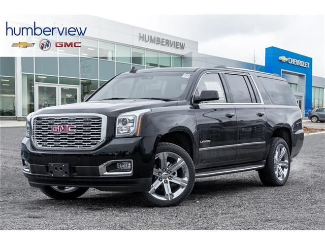 2019 GMC Yukon XL Denali (Stk: T9Y027) in Toronto - Image 1 of 22