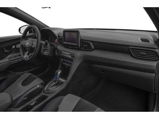 2019 Hyundai Veloster 2.0 GL (Stk: KU012719) in Mississauga - Image 9 of 9