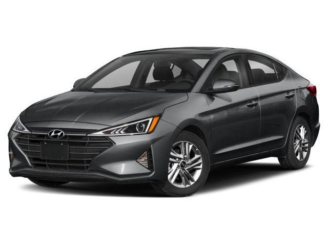2019 Hyundai Elantra Preferred (Stk: KU806155) in Mississauga - Image 1 of 9