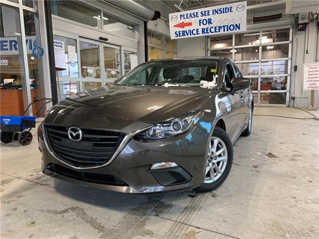 2016 Mazda Mazda3 GS (Stk: 10322A) in Ottawa - Image 1 of 23