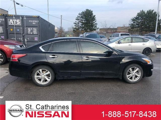 2013 Nissan Altima 2.5 SV (Stk: P-2117A) in St. Catharines - Image 1 of 6