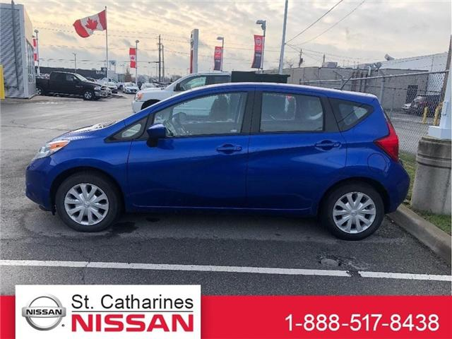 2015 Nissan Versa Note 1.6 SV (Stk: VE18028A) in St. Catharines - Image 1 of 4