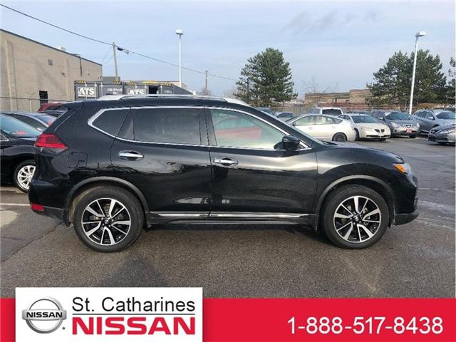 2017 Nissan Rogue SL Platinum (Stk: MU18076A*) in St. Catharines - Image 1 of 5