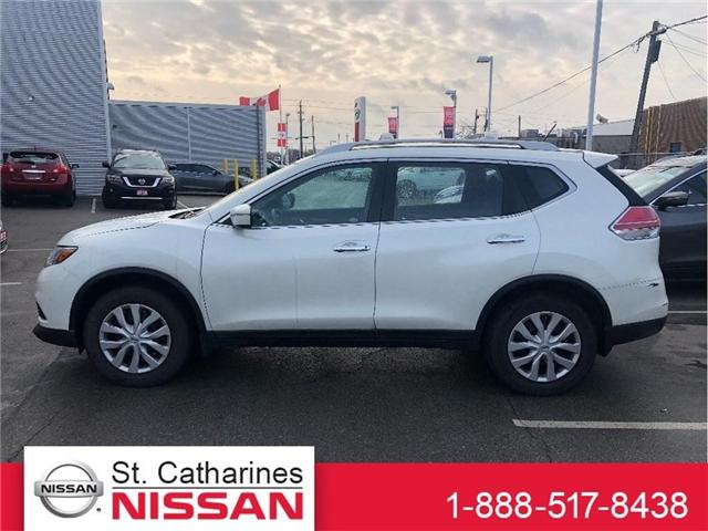 2015 Nissan Rogue S (Stk: P-2166) in St. Catharines - Image 1 of 5