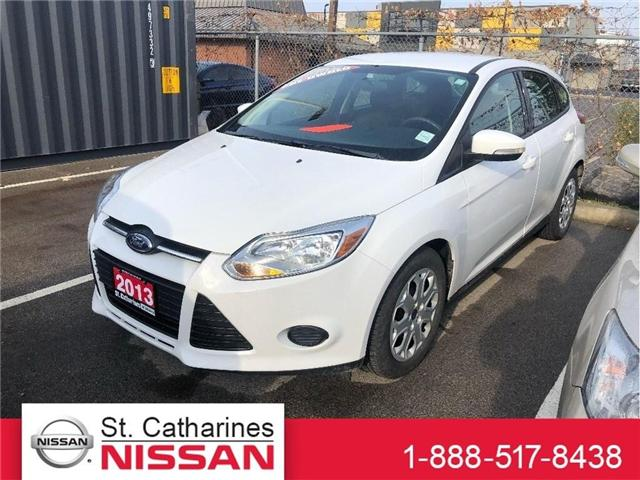 2013 Ford Focus SE (Stk: QA18103A) in St. Catharines - Image 1 of 2