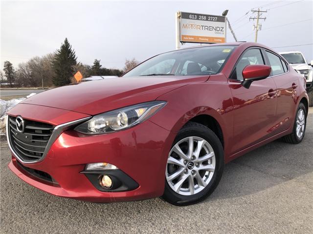2015 Mazda Mazda3 GS (Stk: -) in Kemptville - Image 1 of 28