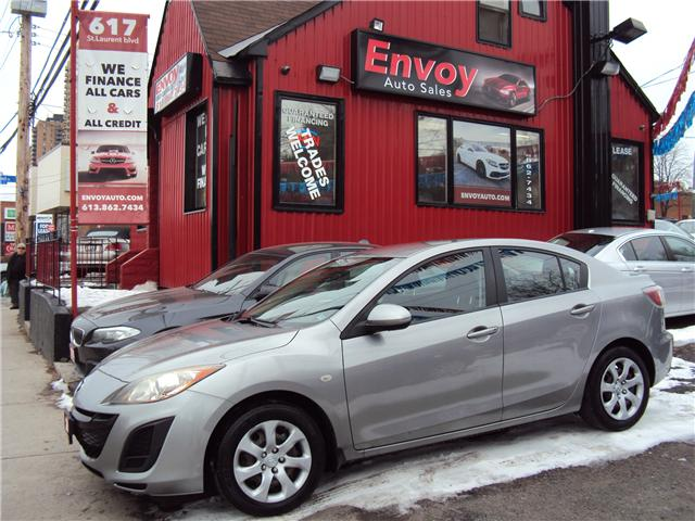 2010 Mazda Mazda3 GS (Stk: ) in Ottawa - Image 1 of 21