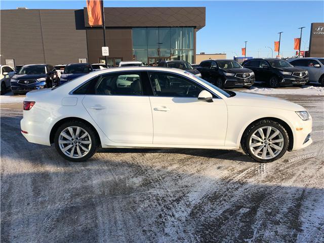 2018 Audi A4 2.0T Komfort (Stk: A3826) in Saskatoon - Image 4 of 22