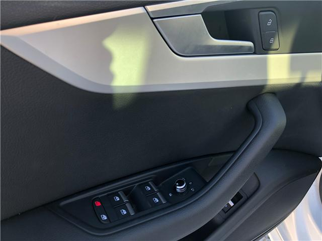 2018 Audi A4 2.0T Komfort (Stk: A3826) in Saskatoon - Image 9 of 22