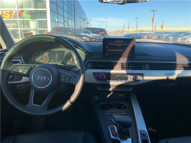 2018 Audi A4 2.0T Komfort (Stk: A3826) in Saskatoon - Image 11 of 22